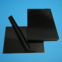 engineering plastic black/white ptfe/ teflon sheet for slide plate
