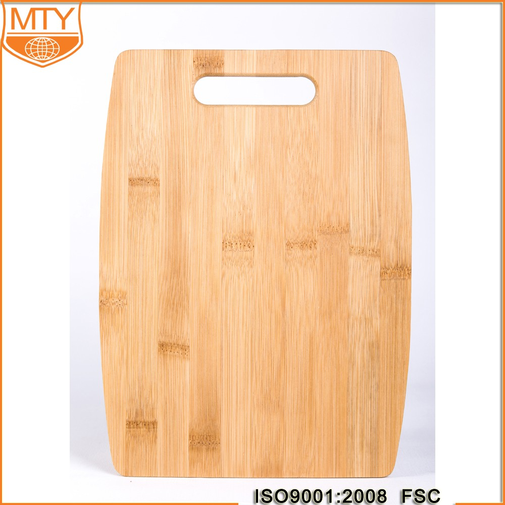 TY-B0035 New Fashion Kitchen Cooking Tools Flexible Bamboo Cutting Board Food Slice Cut Chopping Block board Bamboo chopping