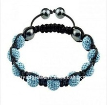 adjustment shamballa bracelet (SHB-2024)