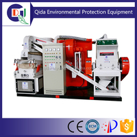 QD-600C Full Automatic Waste Electrical Cable and Wire Recycling Plant