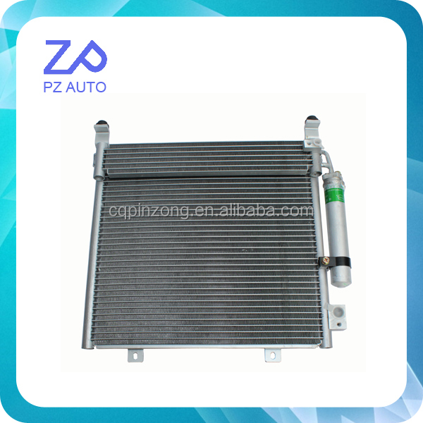 OEM 8105000-C01 car condenser With Good Quality And Low Price For Chana BenBen CV6 Engine NO.474Q2