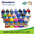 BEROCKS Liquid coating Safe quality 500Ml In Bottle Acrylic Paint