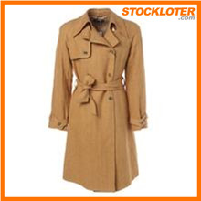 Classic Fashion Cheap Winter Coat Stock Lot Closeout in cheap price 150304-8