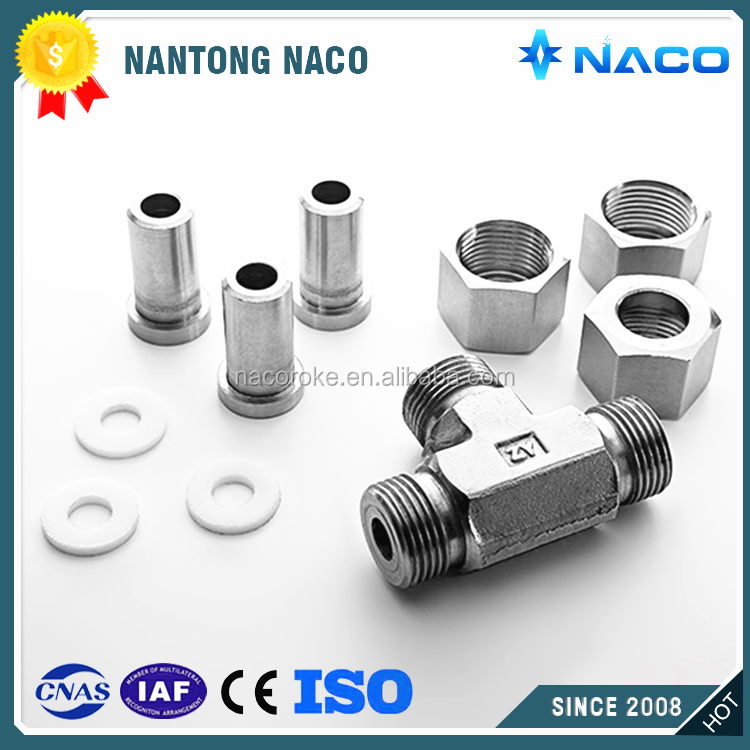 Stainless Steel Astm A403 Barred Tee Butt Weld Pipe Fittings For Oils,Chemical Industries