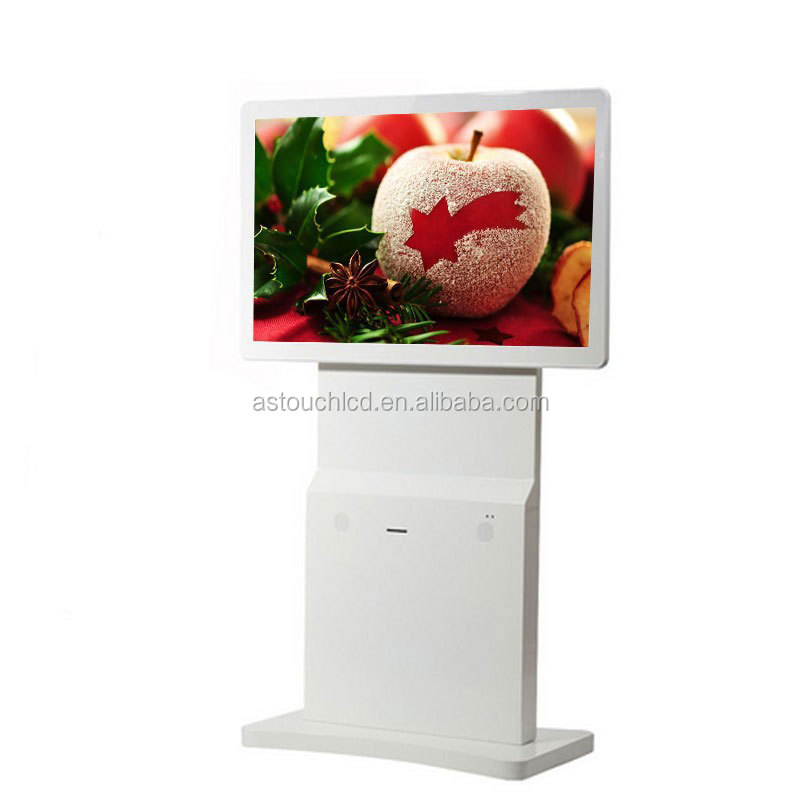 "42"" Floor Standing Rotatable and Customized lcd Displayer"
