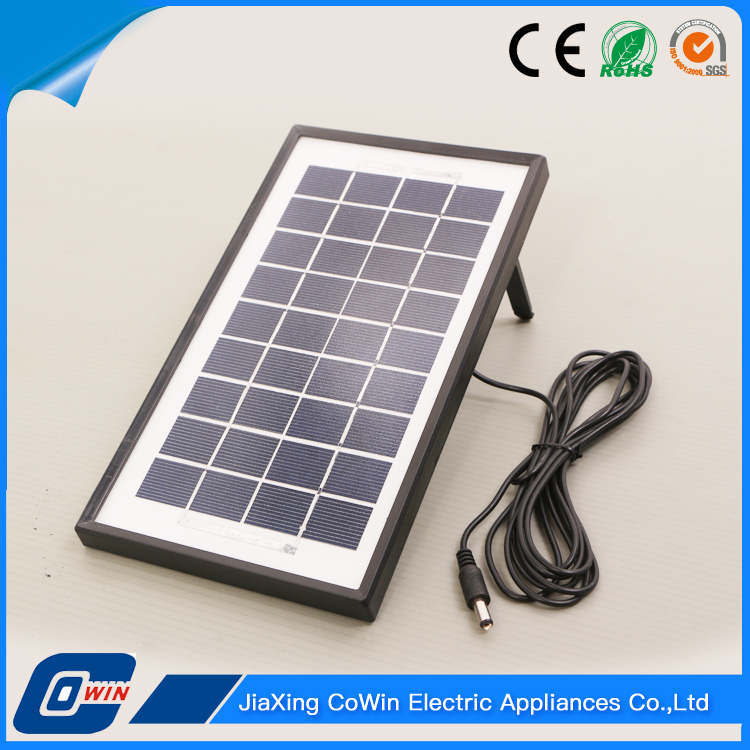 High Efficiency 3.5W Camping Solar Panel