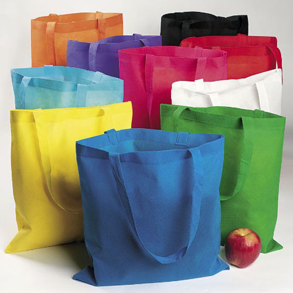 factory custom non woven grocery folding shopping bag with wheels