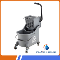 Stronger durable large plastic water bucket