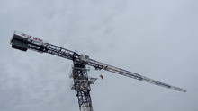 QTZ100(6013) Topless tower crane