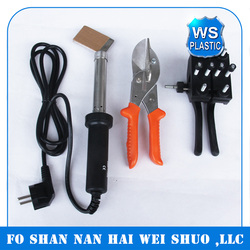 High quality pu welding set splicing machine