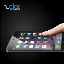 factory supply top quality NUGLAS new stylish screen protector for iPhone 6 plus