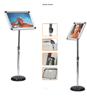 poster board stands display stand