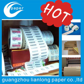 Concessions And High Quality Transparent Adhesive Stickers