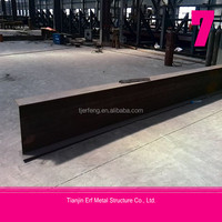 welded h beam used in steel structure warehouse