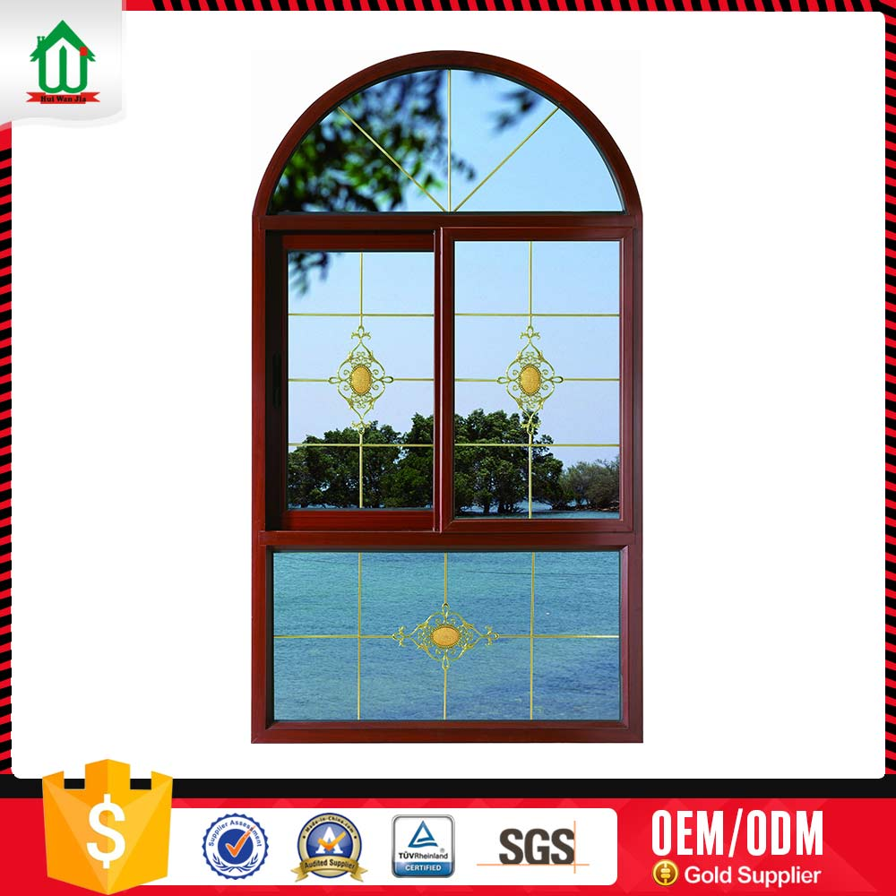 Interior arch window arch top windows foshan wanjia brand for What is the best window brand