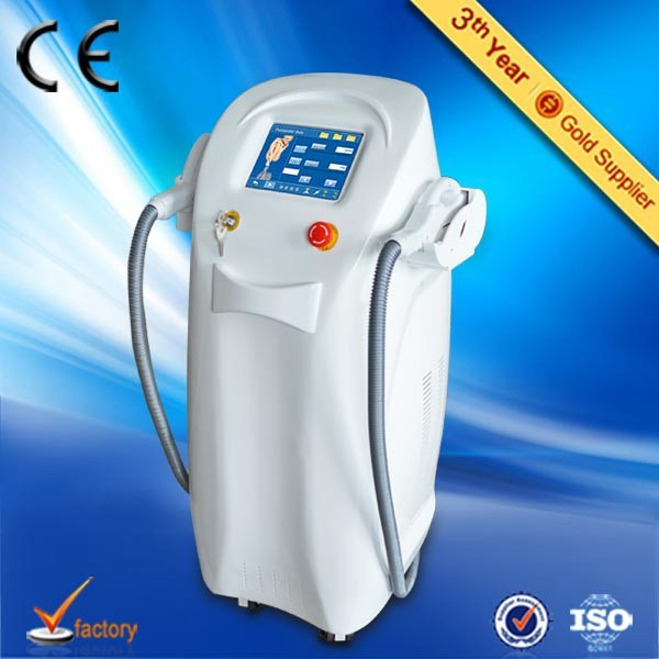 CE approved Hottest sale 2 IN 1 laser hair removal rio with 10 BARS