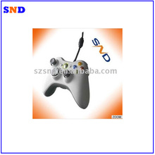 Hot selling for xbox 360 wired game controller/console