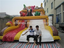giant inflatable slide comercial water slide for sale