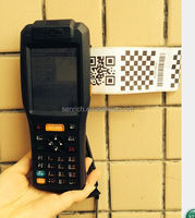 Android 4.2 PDA with Thermal Printer,Barcode Scanner,NFC,Camera