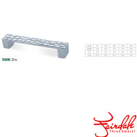 Wholesaler Chrome Door Handle Modern Drawer Pulls Cupboard Cabinet Wardrobe Handles Knobs