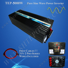 12v 220v pure sine wave inverter 5000 watts 5KW