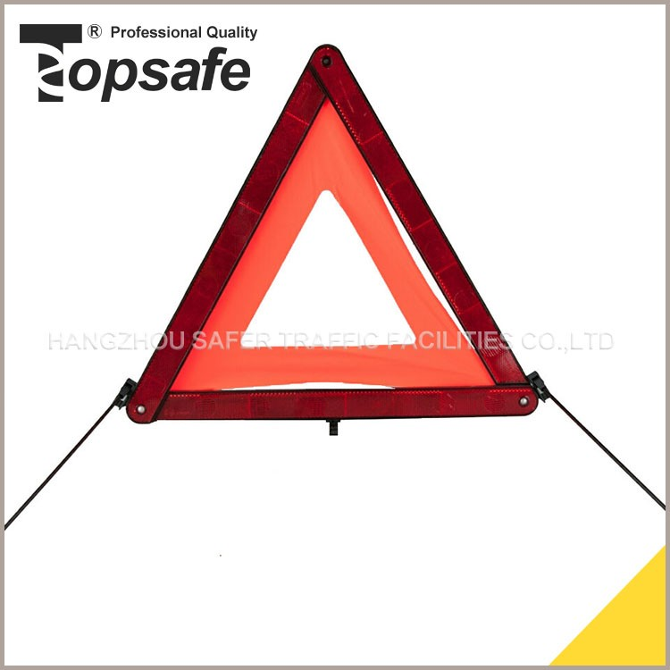 Promotional Top Quality Warning Triangle Distance From Car