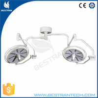 BT-LED620 Medical two domes led surgical lights operation theatre room equipment for sale