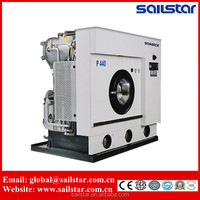 Commercial dry cleaning press machine