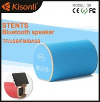 Bluetooth Speaker Portable Wireless Speaker Black Loud for Smart Phone Tablets PC Ideal for Outdoor Travel