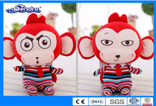 Small monkey doll stuffed toy dolls ,festival gift for kid