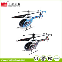 Remote control aircraft 4 channel rc toy helicopter