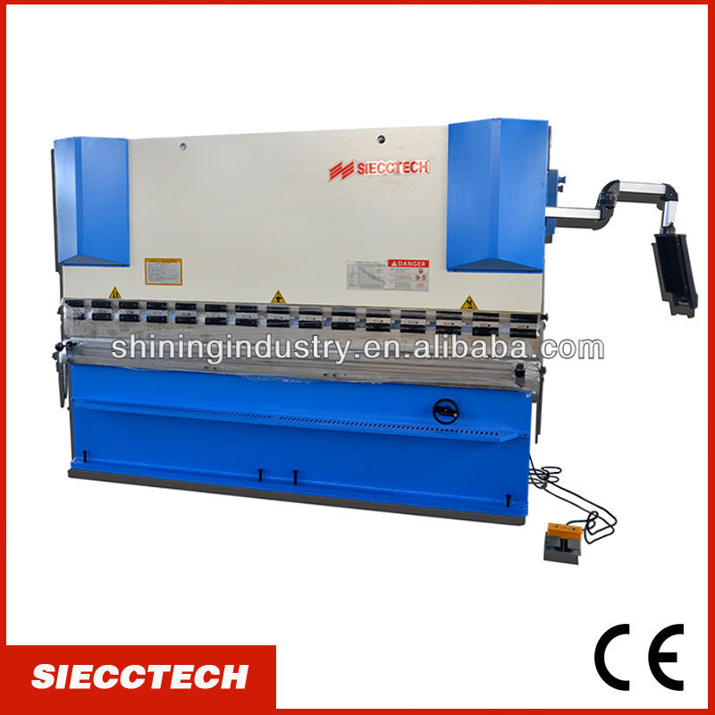 INT'L BRAND:SIECC:100TONX2500 PRESS BRAKE/100TON HYDRAULIC PRESS BRAKE