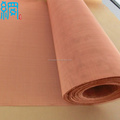 Anti-radiation radio frequency Copper Mesh Fabric