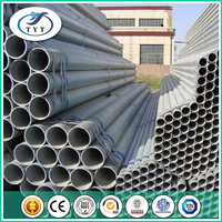 Free Sample Oem Available Bs1387 Galvanized Welded Erw Steel Pipe