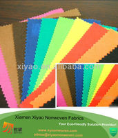 pp spunbonded non woven fabric in different color