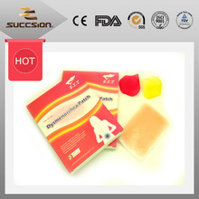 highly efficient hot sale Heat Press Patches to relieve your period pain
