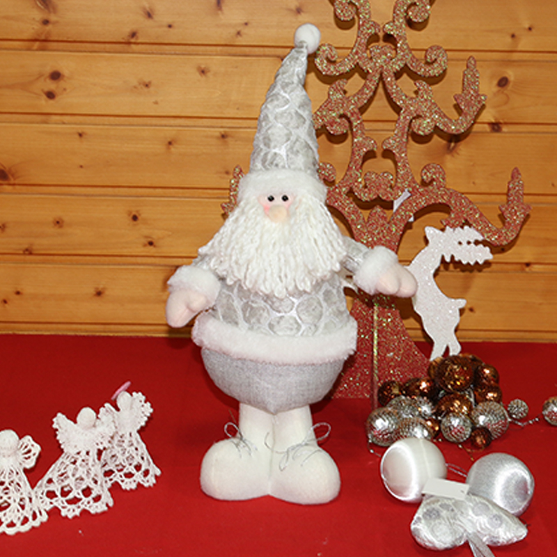 Indoor Christmas Decoration Santa Claus Ornaments
