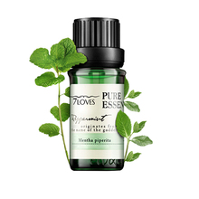 Natural 100% Pure Peppermint Spa Essential Oil