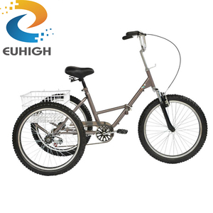 Factory whosale hot selling folding cargo tricycle