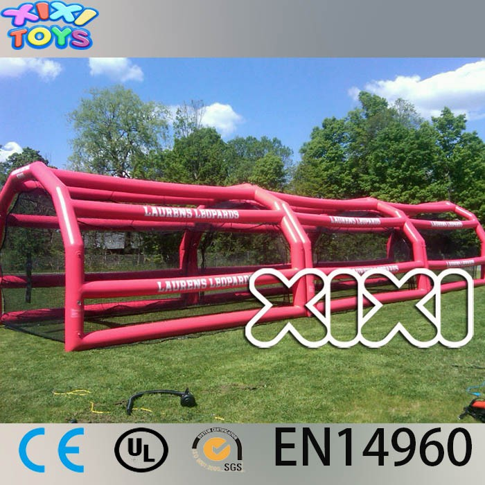 Inflatable Baseball Batting Cage For Sale