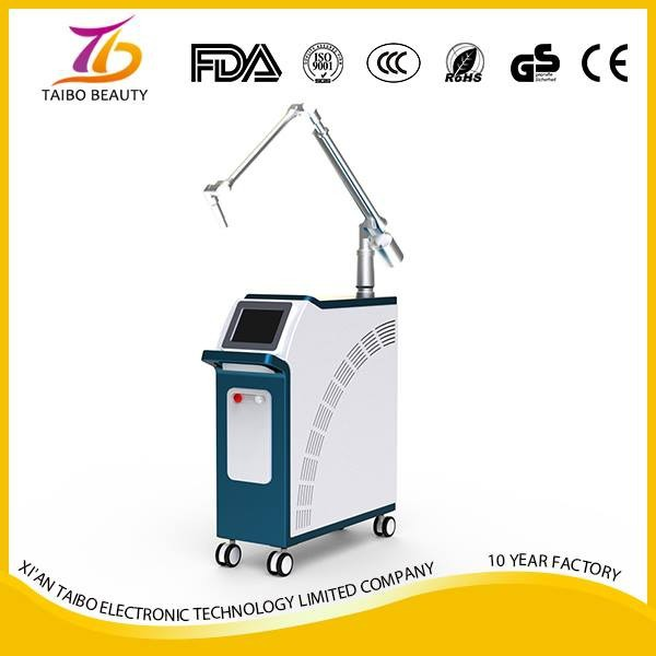 CE approved q-switch nd yag laser machine for tattoo removal / q-switch nd:yag laser / nd yag laser impulse long impulse