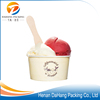 12oz professional custom paper ice cream cup