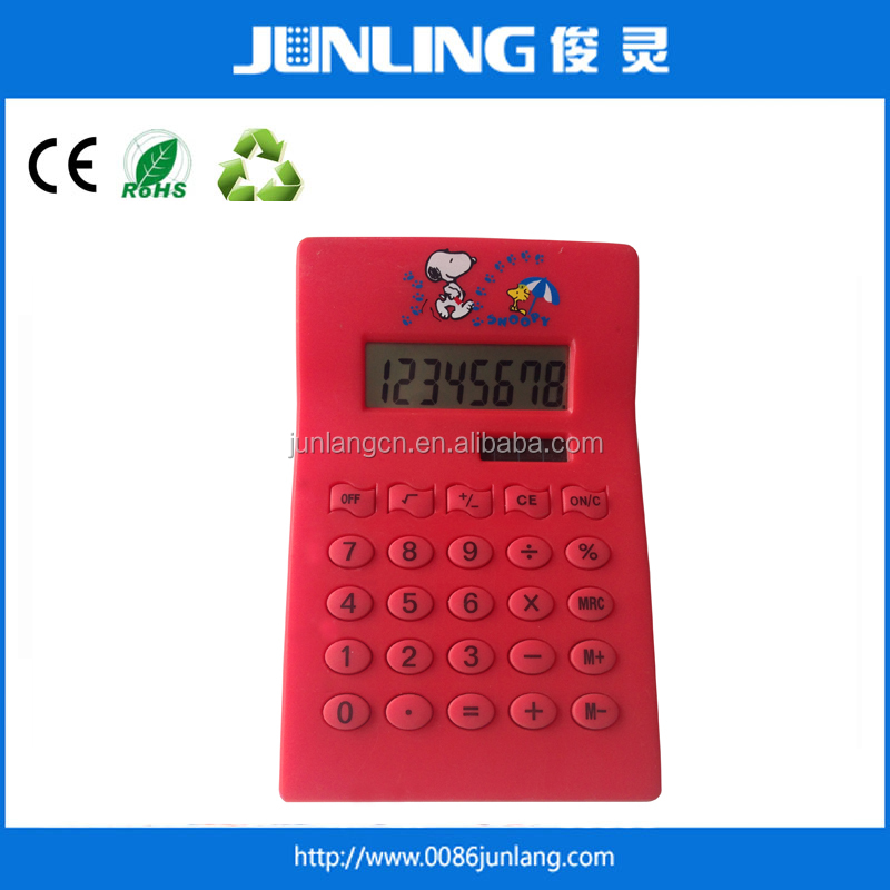 Promotional Lovely Gift Calculator Desktop Calculator Electronic calculator