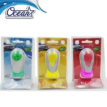 rose car air freshener/vent freshener