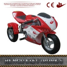 CE Approved cheap mini moto 3 wheels