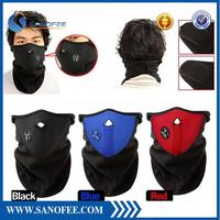 Hot Products Neoprene Motor Motorcycle Bike Bicycle Skate Snowboard Vent Veil Half Face Mask