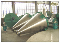 Double Sprial Conical Mixer , Powder Mixing Machine