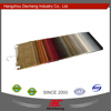 Excellent custom textile curtain fabric sample display hanger