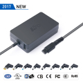 Newest 70W slim universal adapter 5V 1A USB 18.5V 19V 20V laptop charger