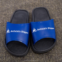 Hot sales anti-static slipper for footwear and promotion,light and comforatable